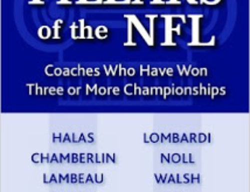 Our Model for Pillars of the NFL by Patrick McCaskey