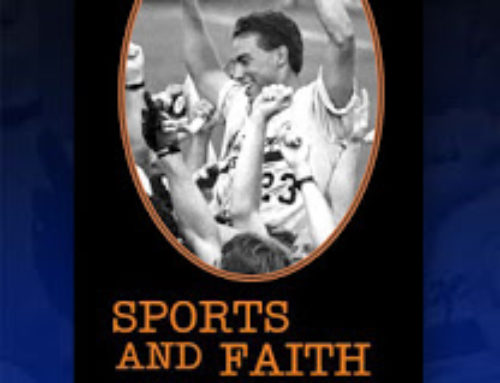 Father Burke Masters, Former Mississippi State Athlete, Now Chaplain to the Chicago Cubs
