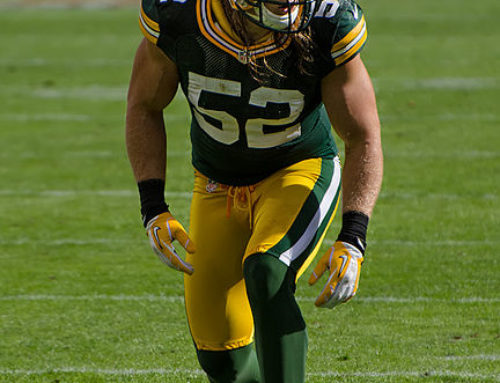 Clay Matthews Faces Free Agent Future