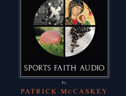 News Release:  Sports and Faith Audio Disk Now Available from Sporting Chance Press