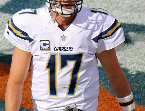 Philip Rivers and Chargers Play the Patriots in Division Match on Sunday in Foxborough