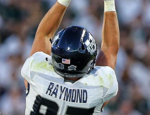 Dax Reymond Undrafted Tight End Picked Up by Bears
