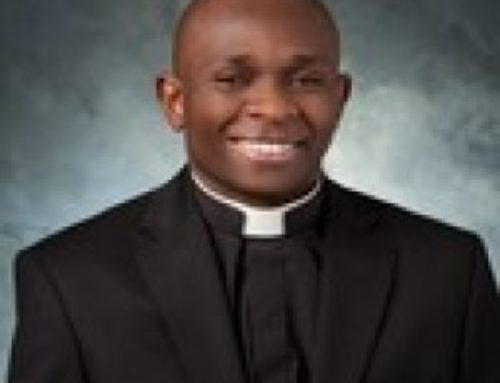 Sports Faith International Honors Father Martin Luboyera with the Prestigious Father Smyth Award