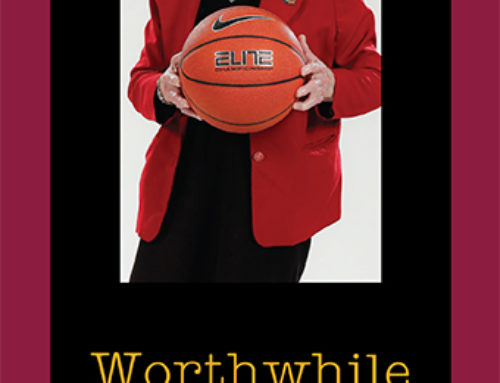 Sister Jean on Cover of Worthwhile Struggle