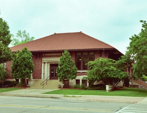 A Look at Another Carnegie Library: The Ida Public Library in Belvidere, Illinois