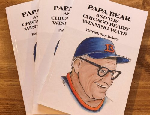 School is in Session, Football Is in season: Time to Read About Papa Bear
